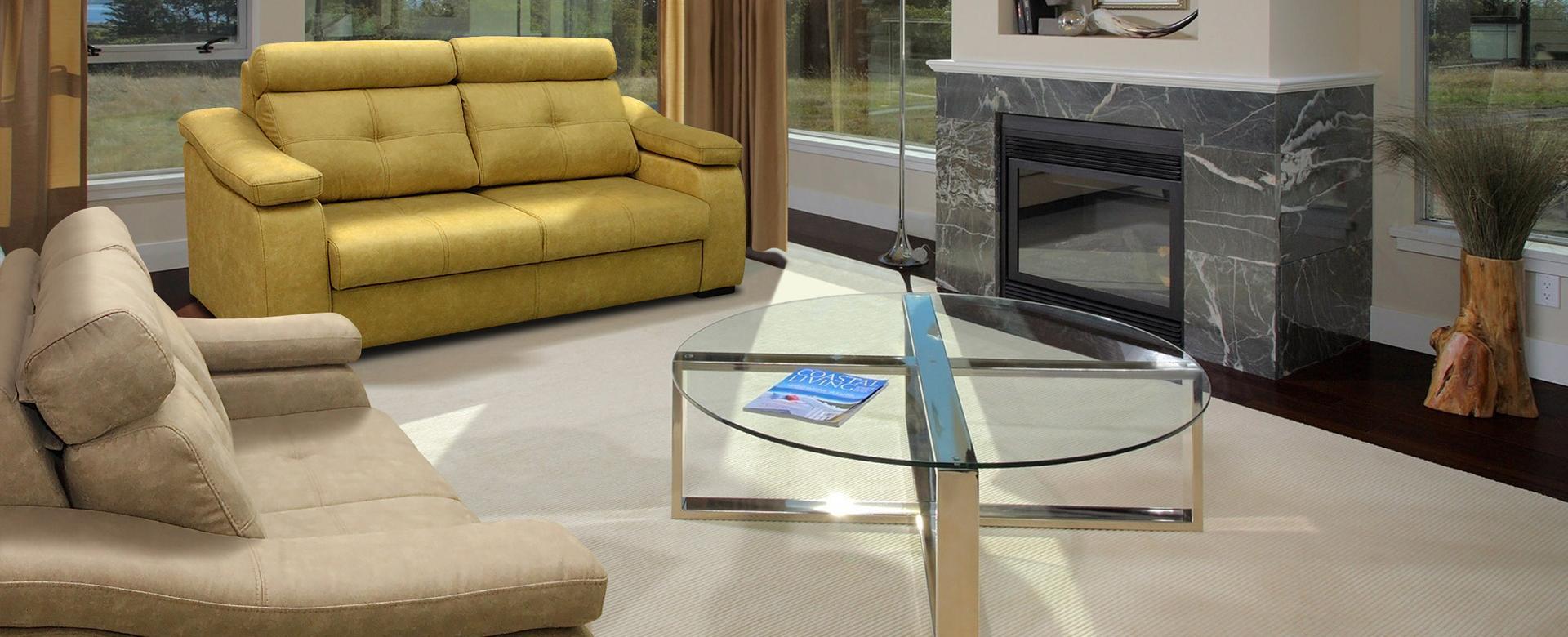 """Молодежный и современный диван """"Даллас"""" добавит стиля и индивидуальности любому интерьеру"""